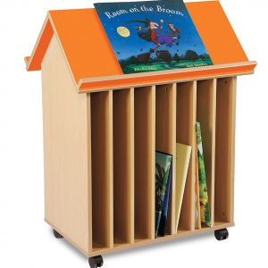 Bubblegum Big Book House 300x300 - Bubblegum Kinderbox with 12 Shallow Trays