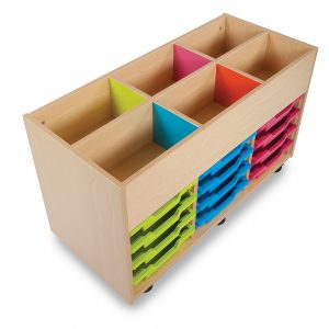 Bubblegum Kinderbox with 12 Shallow Trays 2 300x300 - Bubblegum Kinderbox with 12 Shallow Trays
