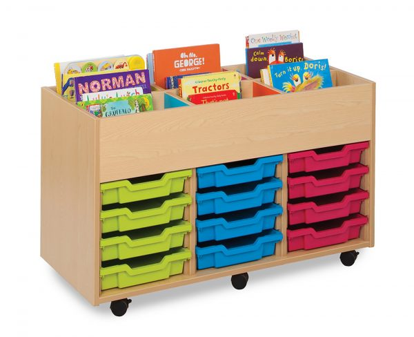 Bubblegum Kinderbox with 12 Shallow Trays 600x488 - Bubblegum Kinderbox with 12 Shallow Trays
