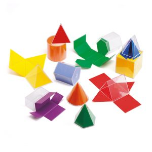 folder 300x300 - Folding Plastic Geometric Shapes 8pcs