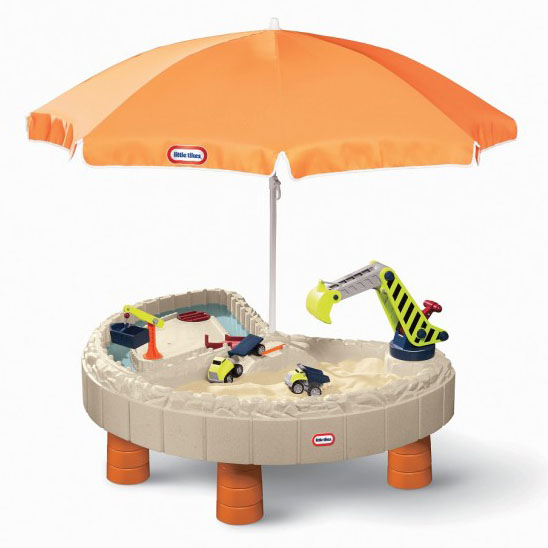 401n10060 - Builder's Bay Sand & Water Table