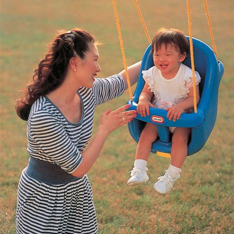 430900070 - High Back Toddler Swing