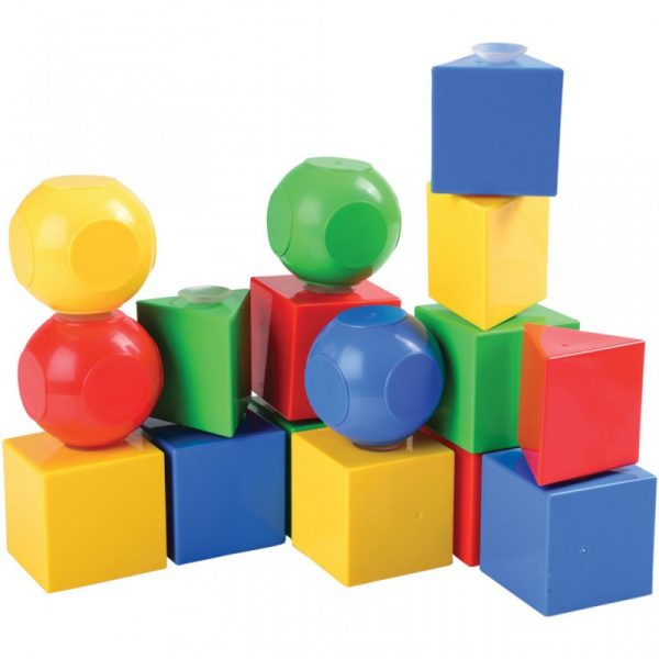 209262 600x600 - Stick together blocks 42 Pcs