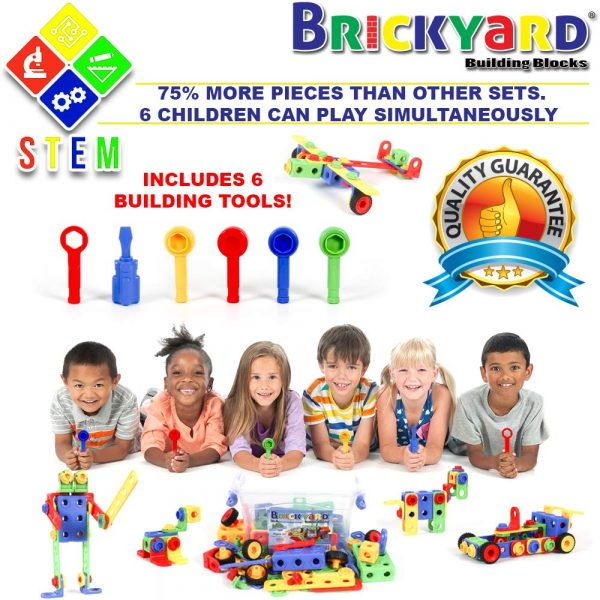 71Iwb8vjTgL. SL1000  600x600 - Brick Yard Building block stem