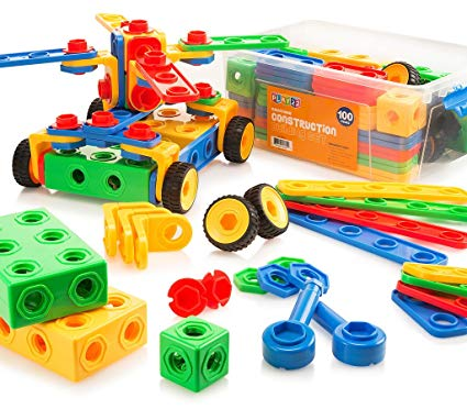 71LTQRtp L. SX425  - Nuts & Bolts construction toys 88Pcs