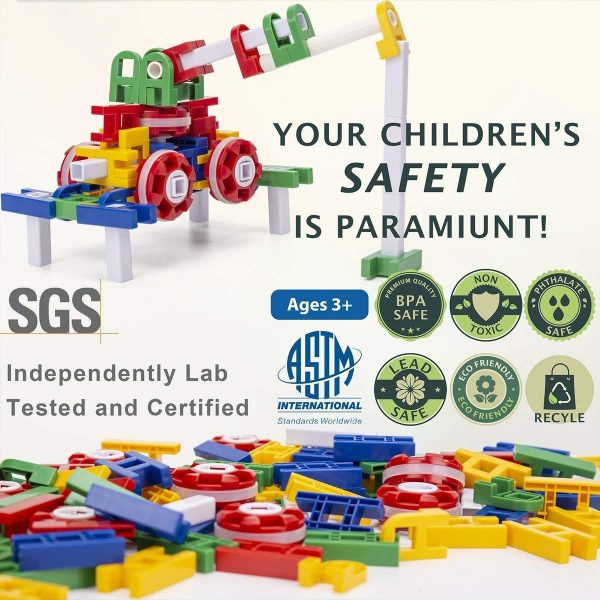 71lTXzCEepL. SL1200 1400x 1 600x600 - 208 PIECES of STEM LEARNING TOY