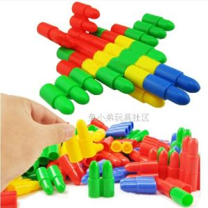 Exquite Manipulatives 300x300 - Link 'N' Learn 100pcs