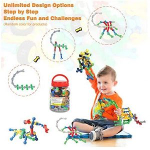 weq 300x300 - Ball And Socket Construction Engineering Building Set STEM Learning Toys(100pcs)