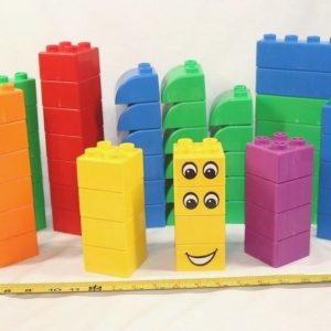 4acaaab6c867193f8e314a53f5916769 300x300 - Happy building blocks (Set of 64)