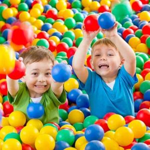 Indoor Play Areas 300x300 - Round commercial Ball Pit for indoor use of kids