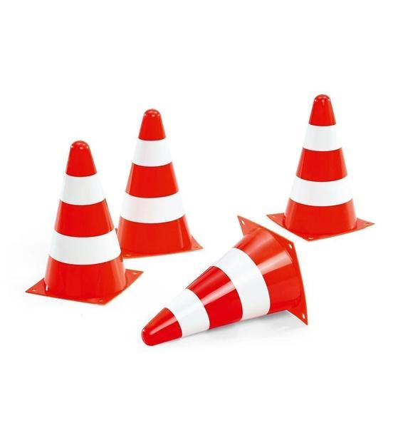 s l1600 1 grande - Traffic cones (set of 4)