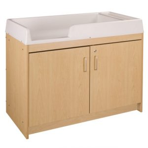 TM8530A infant changing table tot mate 300x300 - Changing Table for Day cares