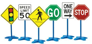 download - Traffic Signs (Set Of 20)