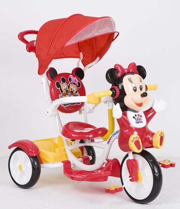 WhatsApp Image 2019 08 01 at 3.18.36 PM 600x695 - Mickey mouse tricycle