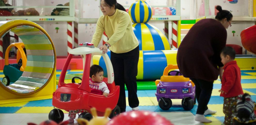 ap china one child policy kb 131115 33x16 992 - Day Care