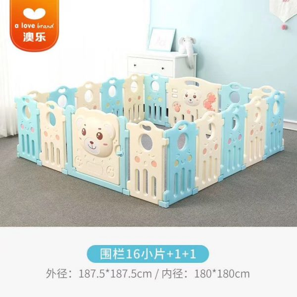 6 600x600 - Baby Playpens(Fence) in Candy Colours