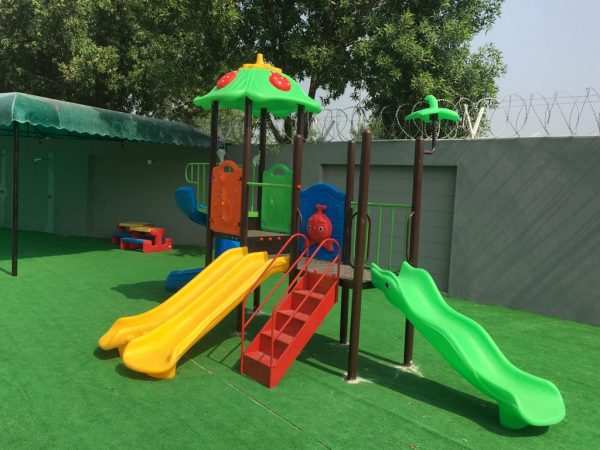 WhatsApp Image 2019 09 11 at 10.46.53 AM 600x450 - Kids Outdoor Slides Unit