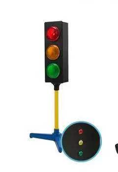 rs 28500 - Remote controlled electrical traffic light