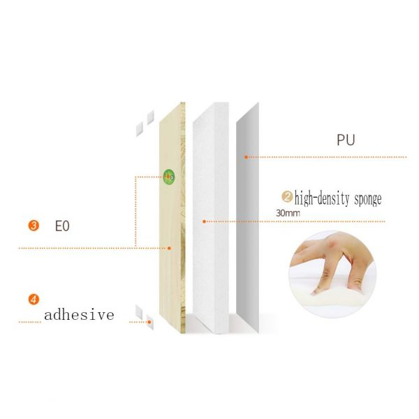 51dcPj4LW5L. SL1001  600x600 - 3D Wall Panels  Pencil (Set of 6 PCs)