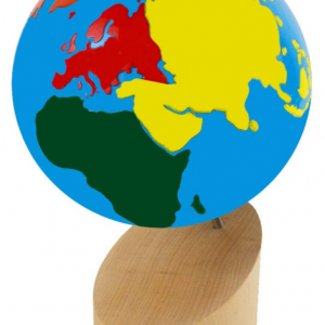 Montessori Colored Globe 728x1024 1 300x300 - GLOBE OF THE CONTINENTS SANDPAPER