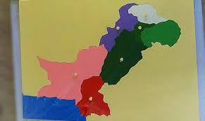 download 1 2 - PUZZLE MAP OF PAKISTAN-PROVINCES
