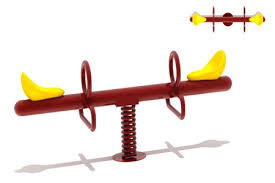 images 2 - Classical Two Seats Seesaw